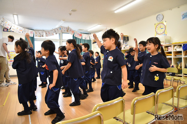 英語は日常、知育も運動も充実「バイリンガル幼児園KDI」の遊びと学び 5