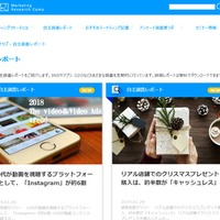 Marketing Research Camp「自主調査レポート」