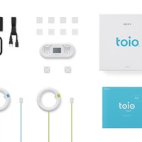 toio (c) Sony Interactive Entertainment Inc. All rights reserved.Design and specifications are subject to change without notice.
