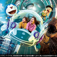 画像提供:ユニバーサル・スタジオ・ジャパン (C)&(R) Universal Studios. All rights reserved.(C) Fujiko Pro/2020 STAND BY ME Doraemon 2 Film Partners.
